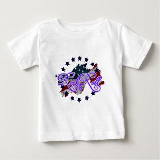 ロックンロール.png ベビーTシャツ