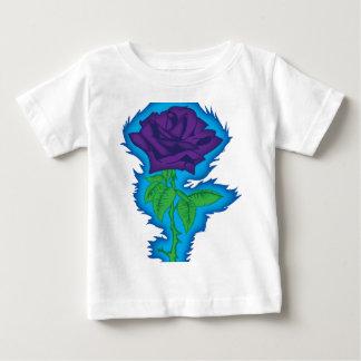 ロックンロールrose.png ベビーTシャツ
