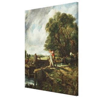 ロック1824年 キャンバスプリント
