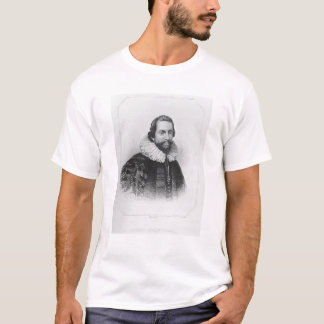 「ロッジのイギリスのポートレートからのCranfield Tシャツ