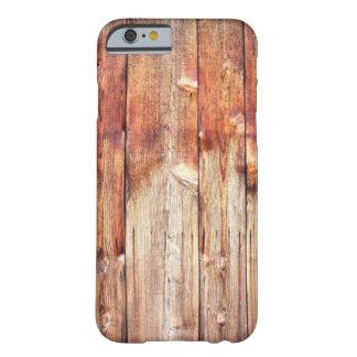 ロッジポール松 BARELY THERE iPhone 6 ケース