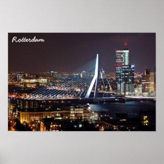 ロッテルダムのオランダ ポスター