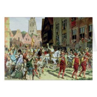 ロッテルダムの勝利の到着 カード