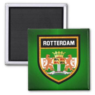 ロッテルダムの旗 マグネット