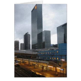 ロッテルダムの本部の場所 カード