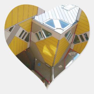 ロッテルダムの立方体 ハートシール