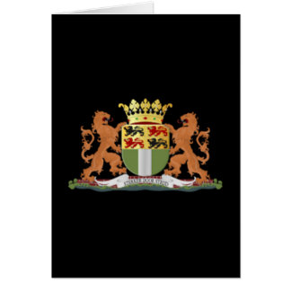 ロッテルダムの紋章付き外衣 カード