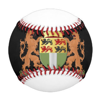 ロッテルダムの紋章付き外衣 野球ボール