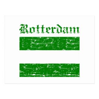 ロッテルダム都市デザイン ポストカード