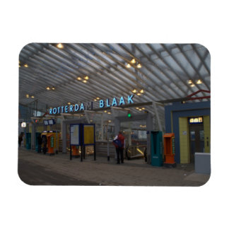 ロッテルダムBlaakの駅 マグネット