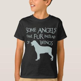 ロットワイラーの天使 Tシャツ
