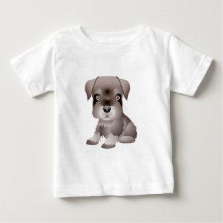 ロットワイラーの子犬のベビーの罰金のジャージーのTシャツ ベビーTシャツ