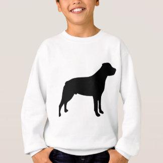 ロットワイラー犬 スウェットシャツ