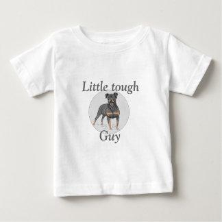 ロットワイラー犬 ベビーTシャツ