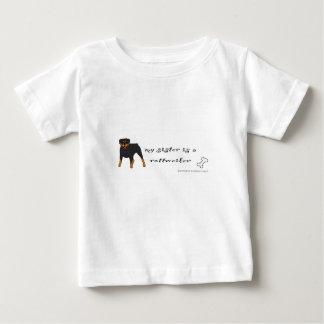 ロットワイラー-多くは繁殖します ベビーTシャツ