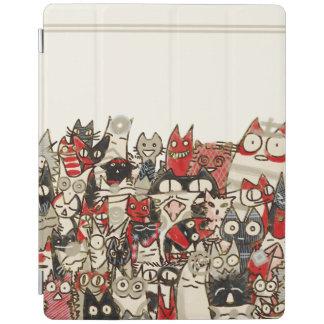ロット猫 iPadスマートカバー
