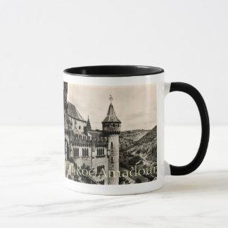 ロットROC Amadourの宗教都市フランス1950年 マグカップ