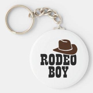 ロデオの男の子 キーホルダー