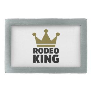 ロデオ王 長方形ベルトバックル