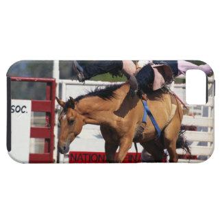 ロデオ3の強く反対するブロンコ iPhone SE/5/5s ケース
