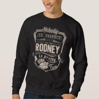 ロドニーかわいらしいですであることは。 ギフトの誕生日 スウェットシャツ