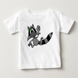 ロドニーのアライグマ ベビーTシャツ