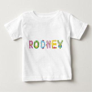 ロドニーのベビーのTシャツ ベビーTシャツ