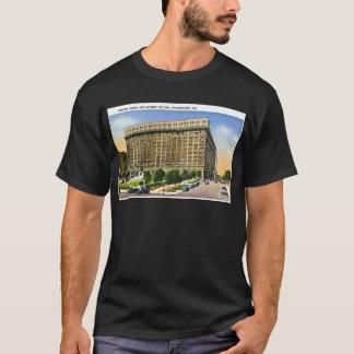 ロドニースクエア、ウィルミントンデラウェア州 Tシャツ