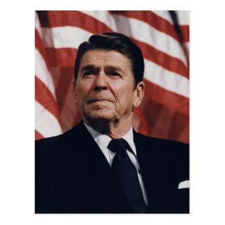 ロナルドウイルソンレーガン大統領 ポストカード