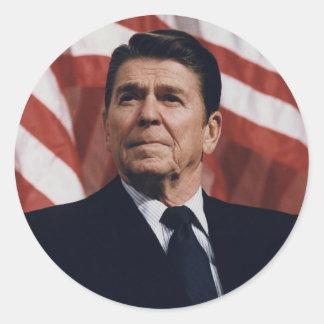 ロナルドウイルソンレーガン大統領 ラウンドシール