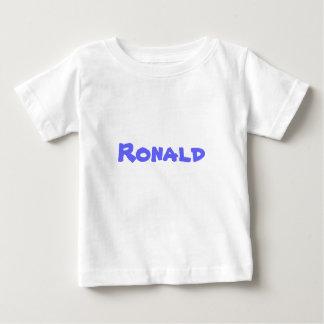 ロナルド ベビーTシャツ