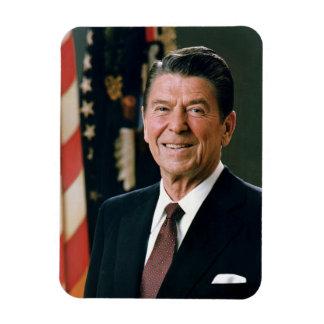 ロナルド・レーガンの大統領1981優れた屈曲の磁石 マグネット