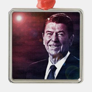 ロナルド・レーガン大統領 メタルオーナメント