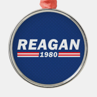 ロナルド・レーガン、レーガン1980年 メタルオーナメント