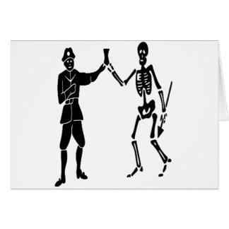 ロバーツの海賊旗 カード