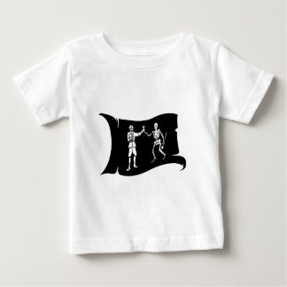 ロバーツ2振る旗#8のバート ベビーTシャツ