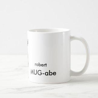ロバートのマグabe コーヒーマグカップ