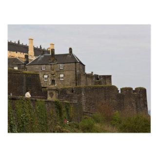 ロバートの彫像スターリングの城のブルース ポストカード