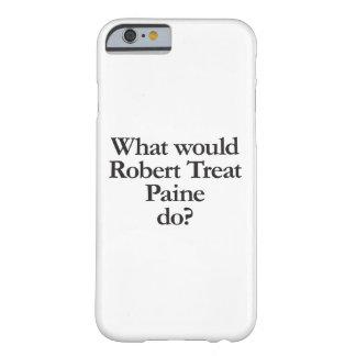 ロバートの御馳走paineする何が barely there iPhone 6 ケース
