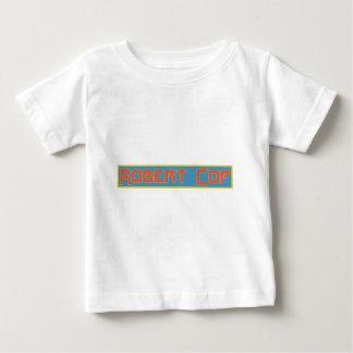 ロバートの警察官 ベビーTシャツ