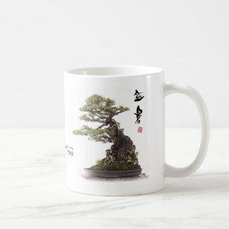 ロバートスティーブンの盆栽のマグ コーヒーマグカップ