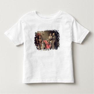 ロバート知られているノルマンディーの公爵の、転換 トドラーTシャツ