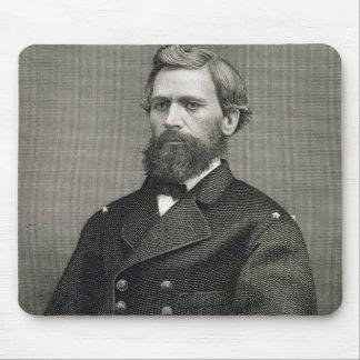 ロバート著刻まれるオリバーのオーティスハワード(1830-1909年) マウスパッド