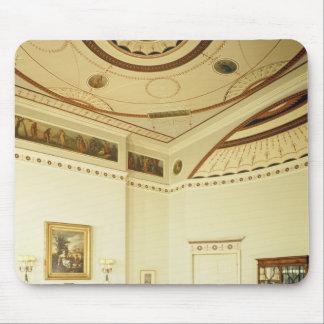 ロバート・アダムが設計しているEtruscan部屋 マウスパッド