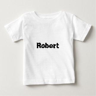ロバート ベビーTシャツ