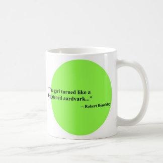 ロバートBenchley # 2 コーヒーマグカップ