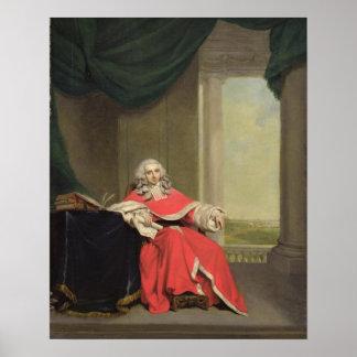 ロバートChambers、c.1789 (キャンバスの油) ポスター