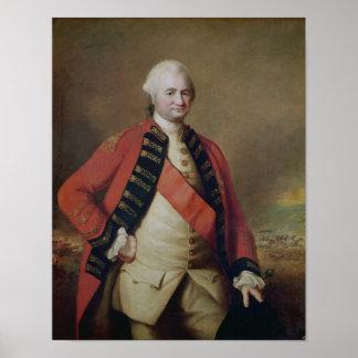 ロバートCliveの第1男爵のClive 1773年ポートレート ポスター
