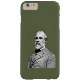 ロバートE.リーUSA Army大将の緑 スキニー iPhone 6 Plus ケース