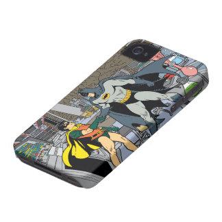 ロビンおよびバットマンの握手 Case-Mate iPhone 4 ケース